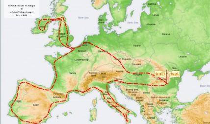 harta traseu I